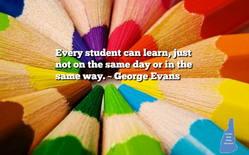 every student can learn GSHE