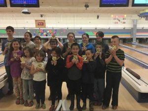 2020 homeschool bowling league